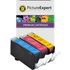 Canon CLI-521 C/M/Y Compatible Colour Ink Cartridge 3 Pack