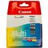 Canon CLI-526 C/M/Y Original Colour Ink Cartridge 3 Pack