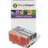 Canon CLI-526 C/M/Y Compatible Colour Ink Cartridge 3 Pack