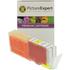 Canon CLI-551YXL Compatible High Capacity Yellow Ink Cartridge