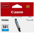 Canon CLI-581C Original Cyan Ink Cartridge