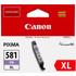 Canon CLI-581PB XL Original High Capacity Photo Blue Ink Cartridge