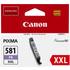 Canon CLI-581PB XXL Original Extra High Capacity Photo Blue Ink Cartridge