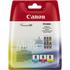 Canon CLI-8 C/ M/ Y Original Colour Ink Cartridge 3 Pack