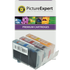 Canon CLI-8 C/ M/ Y Compatible Colour Ink Cartridge 3 Pack