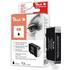 Canon CLI-8BK Peach Compatible Black Ink Cartridge