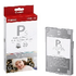 Canon E-P20S Original 10x15cm Silver Photo Paper 240g, x20
