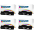 Canon FX-10 (0263B002) Compatible Black Toner Cartridge QUADPACK