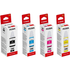 Canon GI-590 Original Black & Colour Ink Bottle 4 Pack