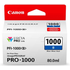 Canon PFI-1000B Original Blue Ink Cartridge