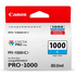 Canon PFI-1000C Original Cyan Ink Cartridge