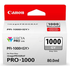 Canon PFI-1000GY Original Grey Ink Cartridge