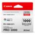 Canon PFI-1000GY Original Grey Ink Cartridge