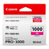 Canon PFI-1000M Original Magenta Ink Cartridge