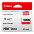 Canon PFI-1000R Original Red Ink Cartridge