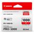Canon PFI-1000R Original Red Ink Cartridge
