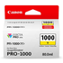 Canon PFI-1000Y Original Yellow Ink Cartridge