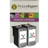 Canon PG-37 / CL-38 Compatible Black & Colour Ink Cartridge 2 Pack