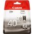 Canon PG-40 Original Black Ink Cartridge