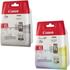 Canon PG-512 / CL-513 Original High Capacity Black & Colour Ink Cartridge 2 Pack