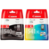 Canon PG-540XL & CL-541XL Original High Capacity Black and Colour Ink Cartridge 2 Pack