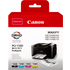 Canon PGI-1500 (9218B005) Original Black & Colour Ink Cartridge 4 Pack