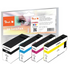 Canon PGI-1500XL (9182B004) Compatible Black & Colour Ink Cartridge 4 Pack