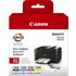 Canon PGI-1500XL Original Black & Colour Ink Cartridge 4 Pack