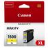 Canon PGI-1500XLY Original Yellow Ink Cartridge