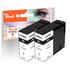 Canon PGI-2500XLBK Compatible Black Ink Cartridge TWINPACK