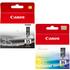 Canon PGI-35 & CLI-36 Original Black & Colour Ink Cartridge 2 Pack