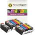 Canon PGI-520/CLI-521 Compatible Black & Colour Ink Cartridge 11 Pack