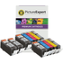 Canon PGI-520BK / CLI-521 BK/C/M/Y Compatible Black & Colour Ink Cartridge 12 Pack