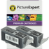 Canon PGI-525BK Compatible Black Ink Cartridge TWINPACK