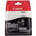 Canon PGI-525BK Original Black Ink Cartridge Twinpack