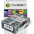 Canon PGI-525 BK, CLI-526 Bk/C/M/Y/GY Compatible Black & Colour Ink Cartridge 6 Pack