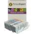 Canon PGI-550BKXL/ CLI-551XL BK/C/M/Y Compatible High Capacity Black & Colour Ink Cartridge 5 Pack