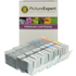 Canon PGI-550XL/CLI-551XL Compatible Black & Colour Ink Cartridge 7 Pack