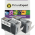Canon PGI-5BK Compatible Black Ink Cartridge TWINPACK