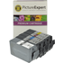 Canon PGI-7 & PGI-9 Compatible Black & Colour Ink Cartridge 5 Pack