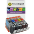 Canon PGI-72 MBK/C/M/Y/R Compatible Ink Cartridge Multipack