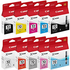 Canon PGI-72 Original Full Set (10) Ink Cartridges
