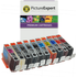 Canon PGI-72 Compatible Full Set (10) Ink Cartridge