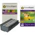 Canon PGI-9 Compatible Black & Colour Ink Cartridge 10 Pack + Photo Paper