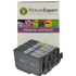 Canon PGI-9 PBK/C/M/Y Compatible Ink Cartridge 4 Pack