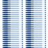 Clear Blue Ballpoint Pen (50 Pack)
