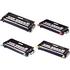 Dell 593-10289/90/92/91 Original (BK/C/M/Y) High Capacity Toner Cartridge Multipack