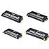 Dell 593-10293/94/96/95 Original (BK/C/M/Y) Toner Cartridge Multipack