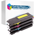 Dell 593-BBBU/T/S/R (BK/C/M/Y) Compatible High Capacity Toner Cartridge Multipack