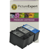 Dell MK990 / MK991 Compatible Black x2 & Colour x1 Ink Cartridge Pack